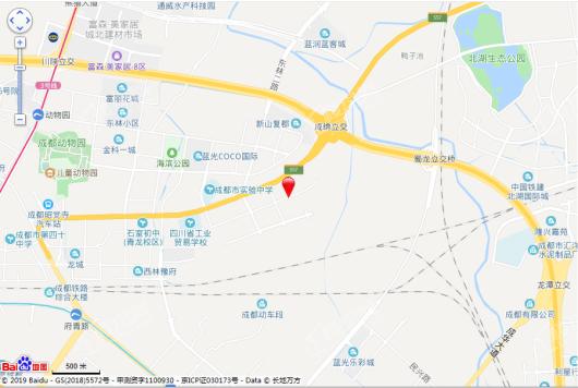奥园云璟交通图