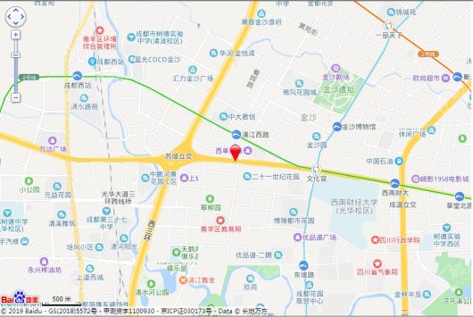 远鸿锦悦金沙交通图