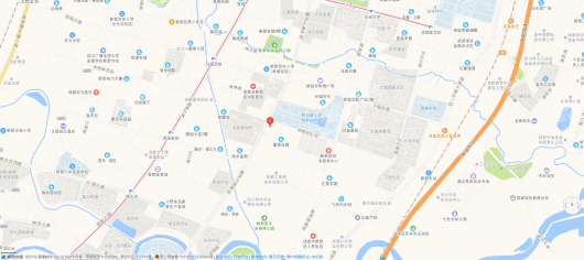 领地悦府交通图