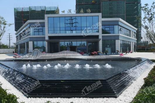 盛世滨江广场实景图