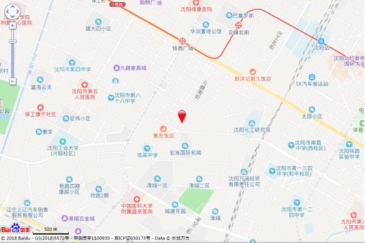 阳光城璞悦交通图