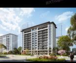 越秀·亲爱里2#在售建面约107平、131平非毛坯住宅