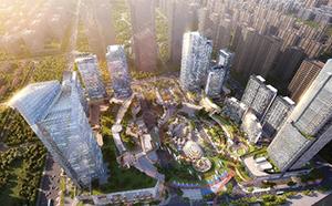 济南济南远大购物广场高清图
