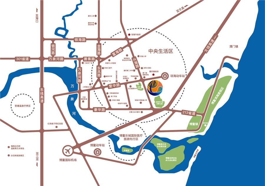 琼海海城时代广场效果图