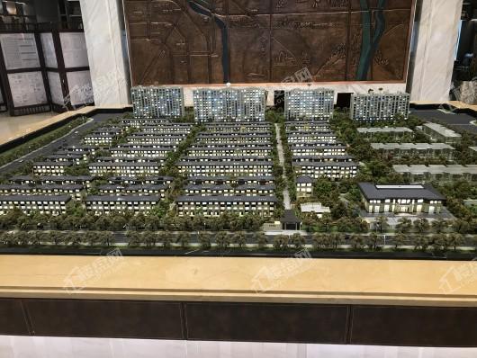 北京城建·北京合院实景图