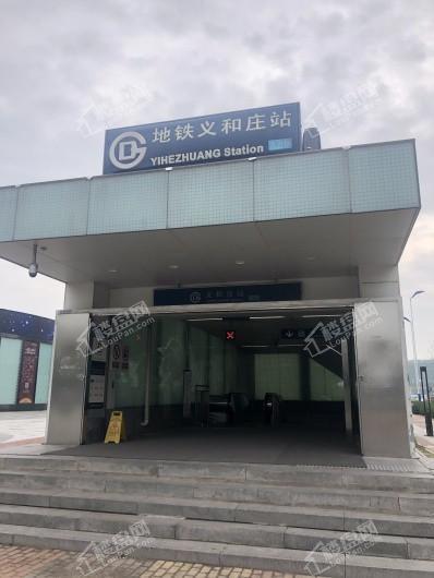 金悦府交通配套-地铁