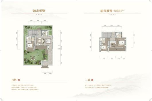 蓝城·北京桃李春风户型图