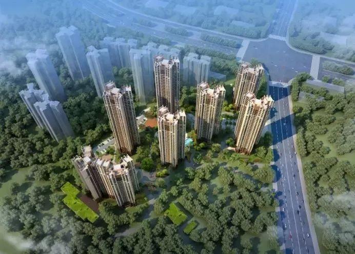 为您推荐中国铁建国际公馆