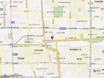 中海枫丹公馆位置图