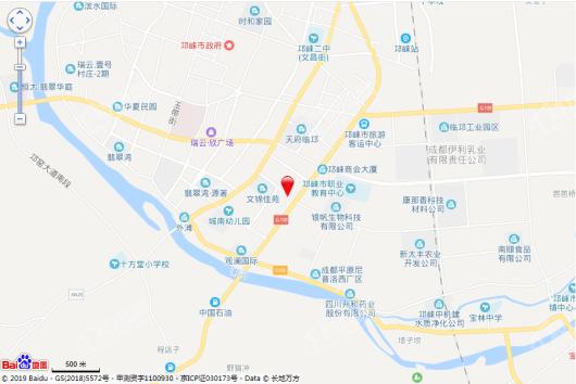 弘阳未崃时光交通图