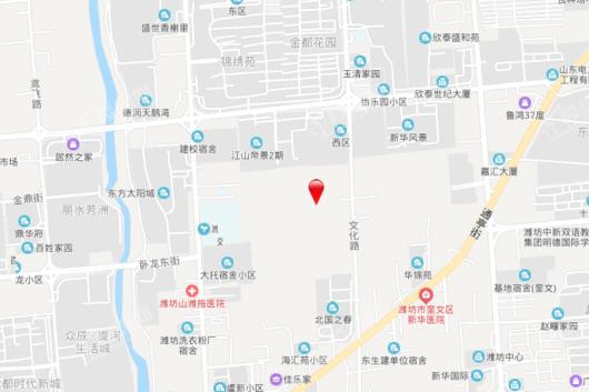 鸿运春熙园交通图