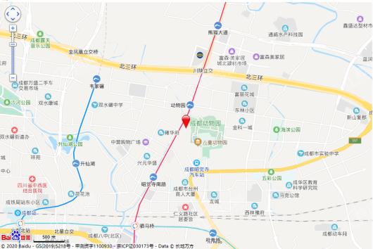 梵锦108交通图