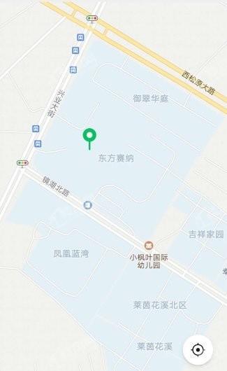 晟兴东方赛纳交通图