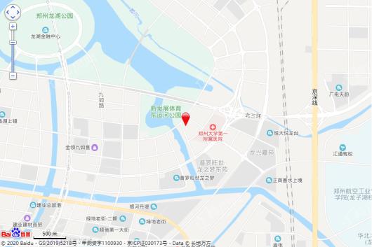 正商豊华上境交通图