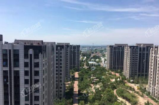 东亚尚品台湖实景图