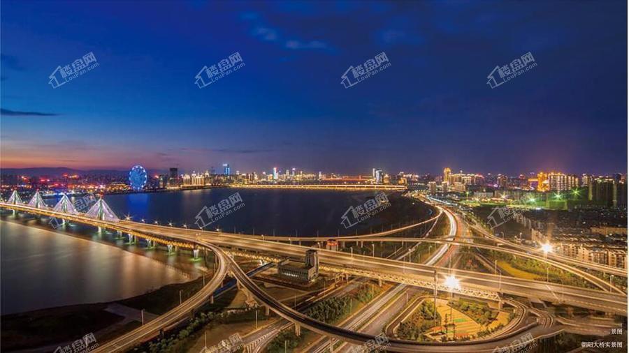 市政绿城桂语江南配套图