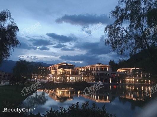 中冶柏芷山国际度假公园配套图