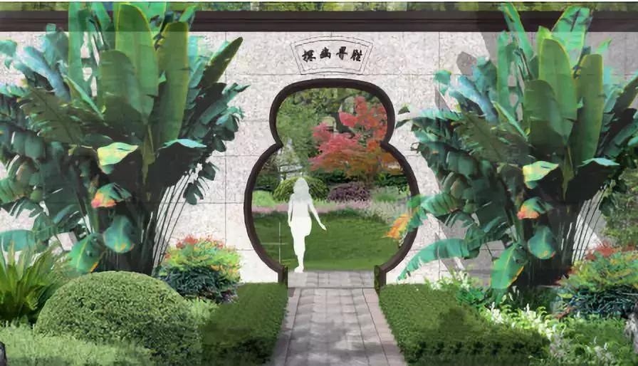 江宁孔雀城紫樾澜庭效果图