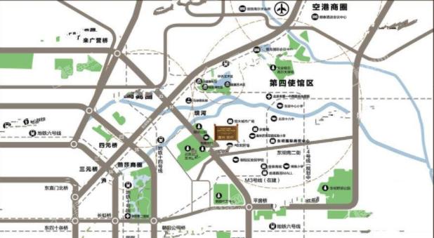 富兴首府位置图