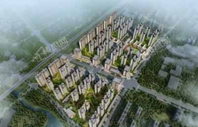 桂林富力城效果图