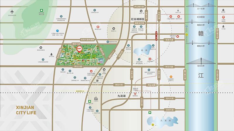 通源新建城位置图