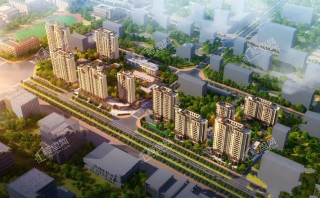 北京城建·樾府效果图
