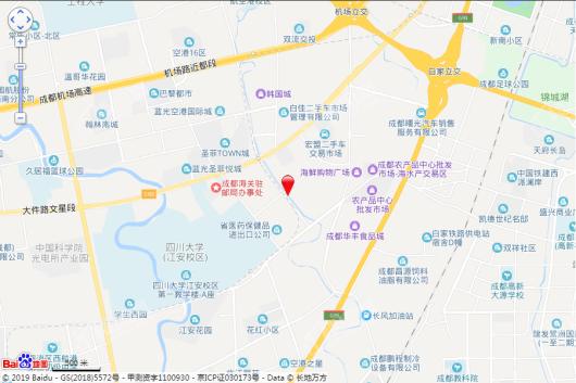 万景蓉元交通图