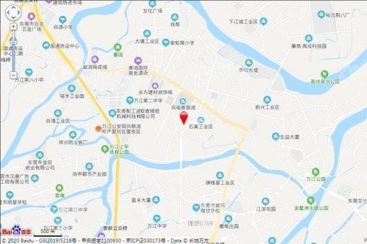 中海·十里溪境交通图