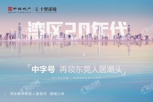中海·十里溪境效果图