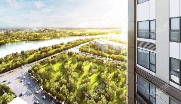 华润·未来城市效果图
