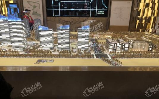 华润·未来城市实景图