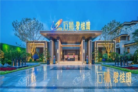 石狮碧桂园实景图