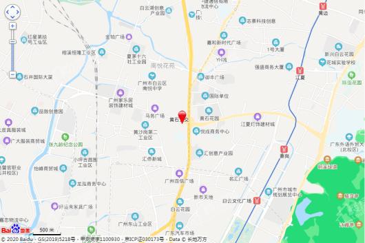 龙湖招商·天鉅交通图