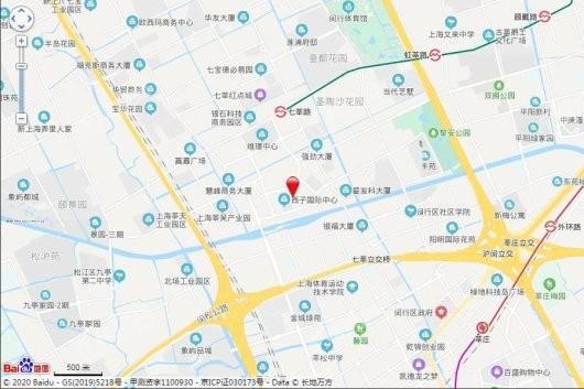 华君金融中心交通图