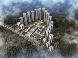 广州增城万科城在售建面约78-95㎡智慧三房户型,起价19000元/㎡