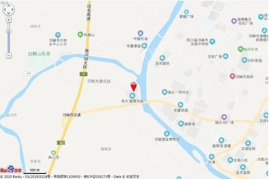 江湾府交通图