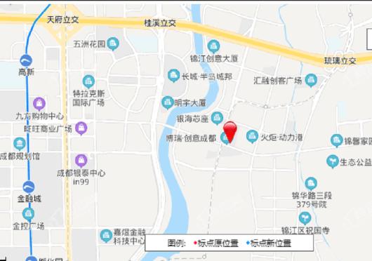 金科·博翠山交通图