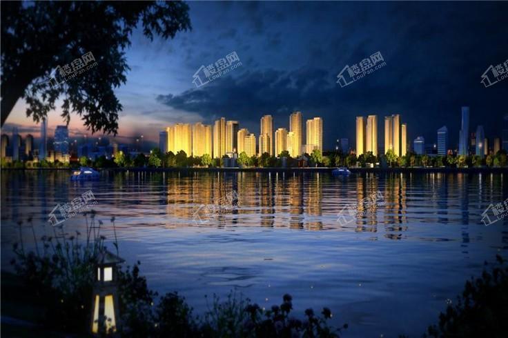 鼎安名城实景图