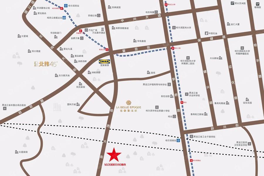 巴黎第九区位置图