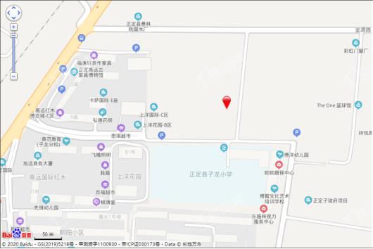 金辉优步学府交通图