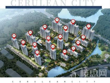 泰安绿地蔚蓝城高清图