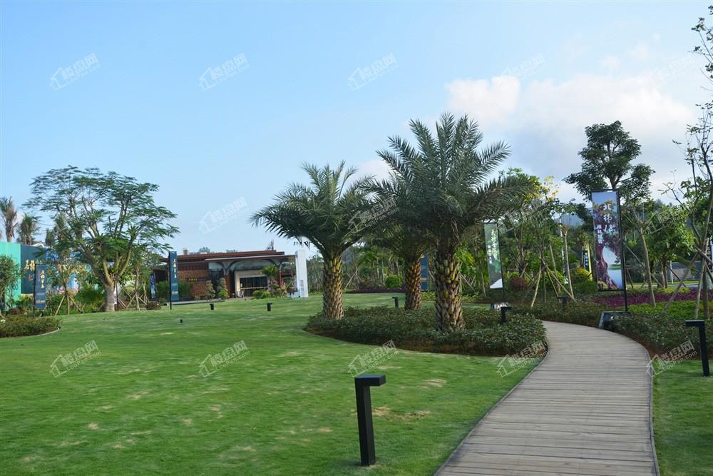 石梅半岛实景图