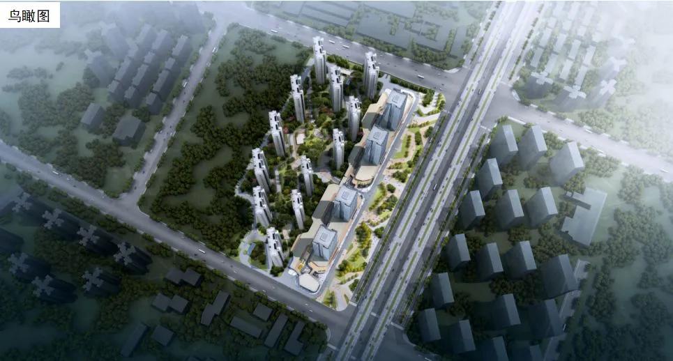 龙湖水晶郦城效果图