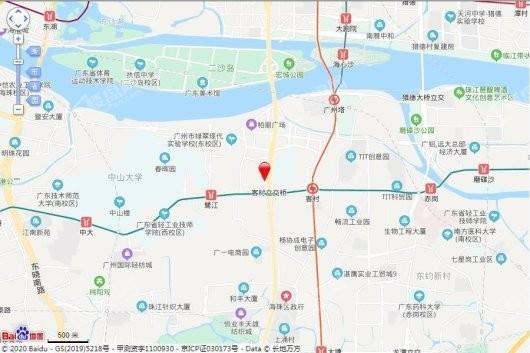 紫星华府交通图