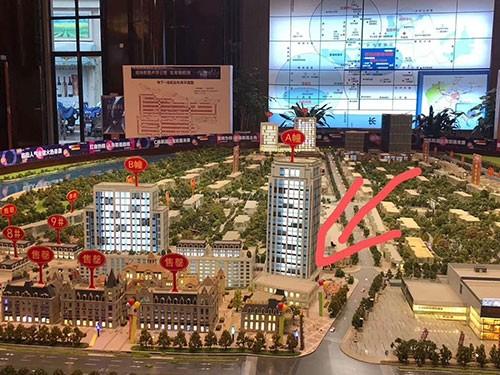 为您推荐安庆绿地世纪城A-1商铺
