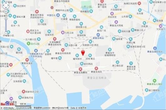 福港御景交通图