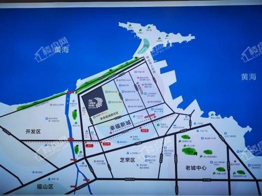 蓝光未来城交通图