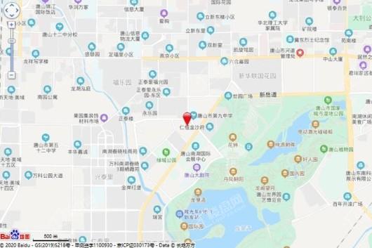 融创·壹品南湖交通图