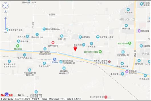 滨江荣盛华府交通图