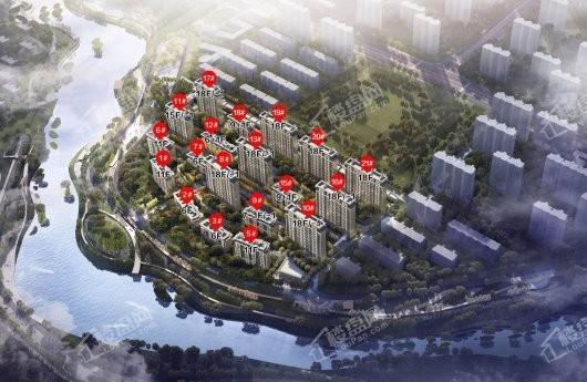 孔雀城效果图